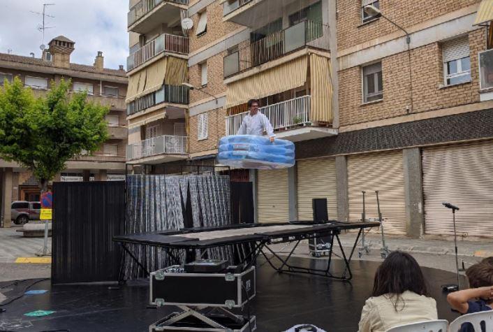 """Balaguer tanca el cicle """"Assolellats"""" amb un espectacle a càrrec de Back2 clàssics"""