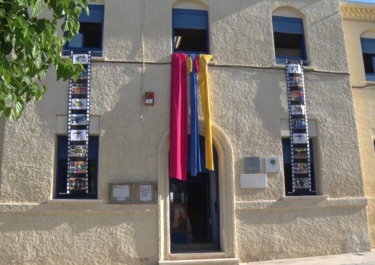 L'escola Salvador Espriu de Vallfogona de Balaguer es converteix en un centre de pel•lícula