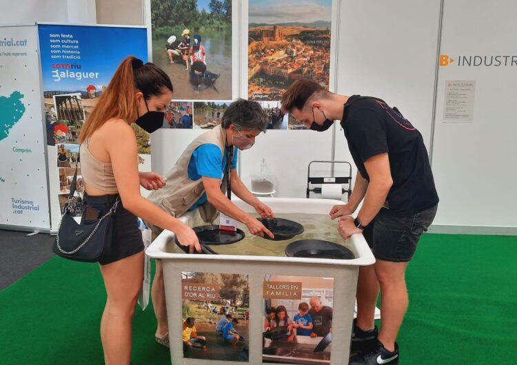 Balaguer participa a la fira de turisme B-Travel 2021 de Barcelona