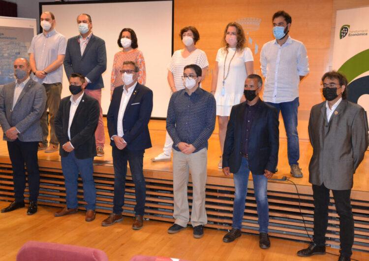 La Diputació de Lleida presenta el PECT, projecte per afavorir la innovació de la bioeconomia agropecuària i la sostenibilitat energètica