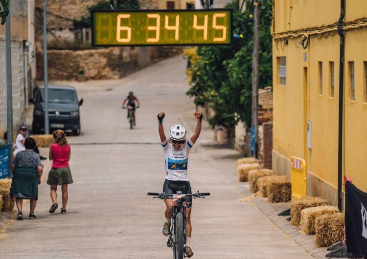 Ramona Gabriel, campiona de Catalunya d'ultramarató