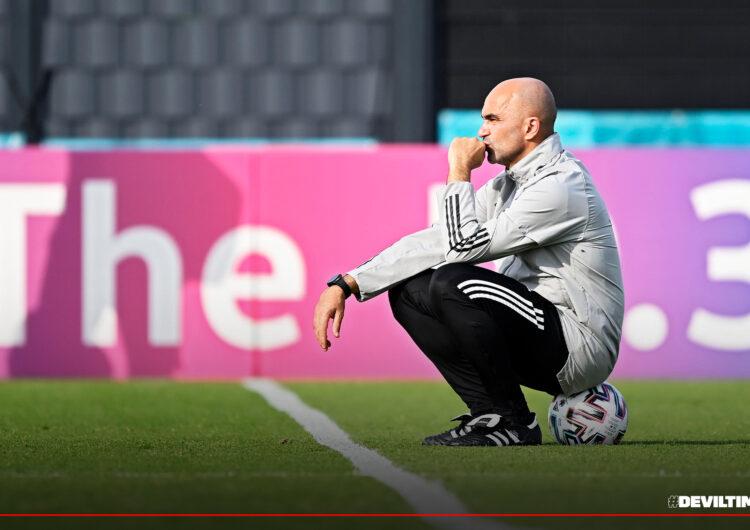 La Bèlgica de Robert Martínez avança a quarts de final de l'Eurocopa