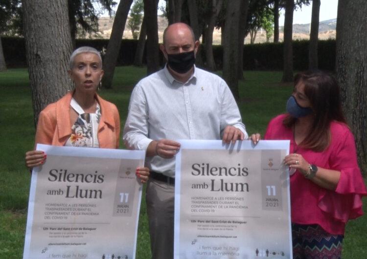 Balaguer homenatjarà als difunts en temps de pandèmia