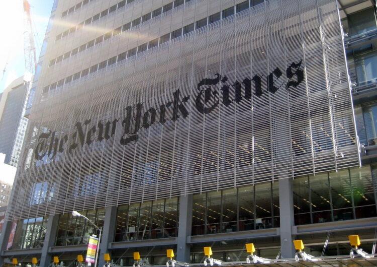 Cauen les webs d'algunes de les principals capçaleres de premsa mundials