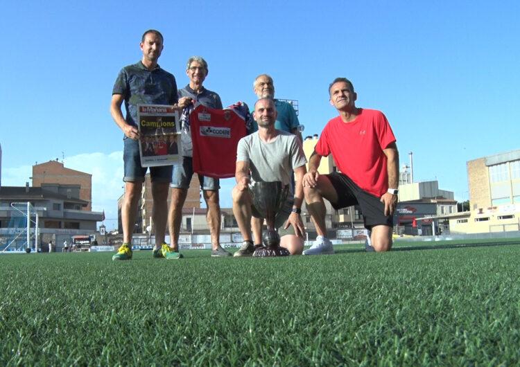 Vint anys de la victòria del CF Balaguer a la Copa Catalunya