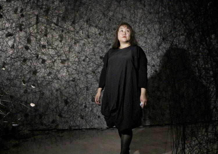 PLANTA estrena la primera instal·lació permanent a l'Estat de l'artista japonesa Chiharu Shiota