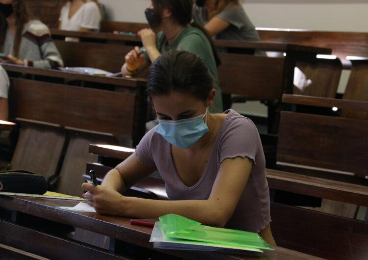 Una alumna de l'INS Els Planells d'Artesa de Segre, la millor nota de les PAU amb un 9,90