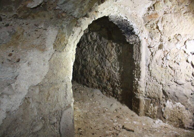 S'organitzen visites a la galeria d'accés al Pou de Gel de Balaguer en el marc de les Jornades Europees d'Arqueologia 2021