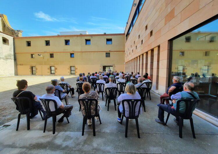 Primera reunió postpandèmia del Consell Consultiu de la Gent Gran de la Noguera