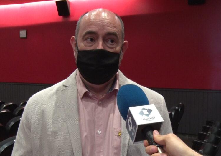 "Jordi Ignasi Vidal: ""Estan indultant persones absolutament innocents"""