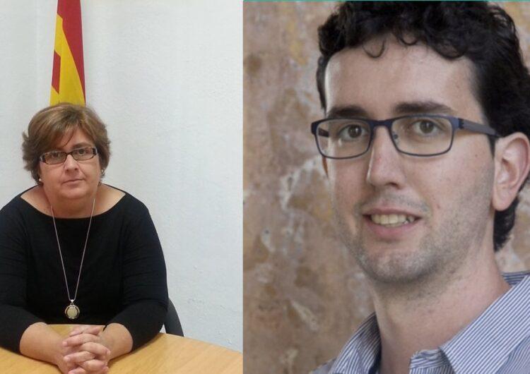 Els noguerencs Maricel Segú i Marc Solanes s'incorporen al Departament de Drets Socials