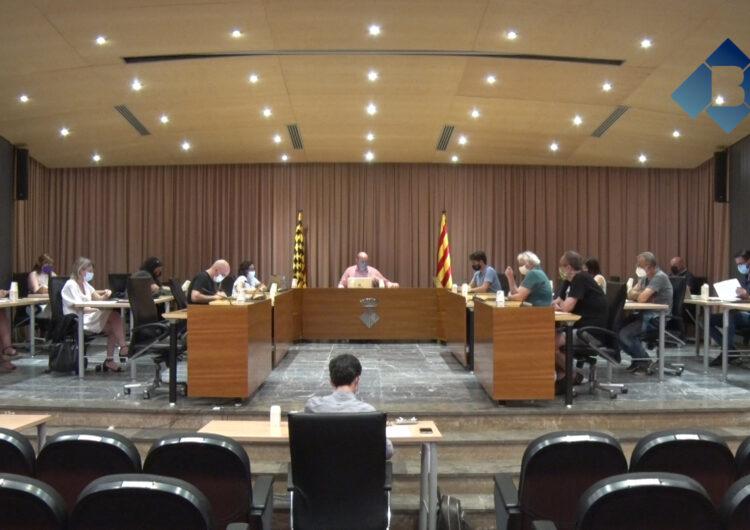 La Paeria de Balaguer aprova un acord transaccional amb l'empresa Aldesa referent a les patologies existents en l'obra d'urbanització de la Miranda