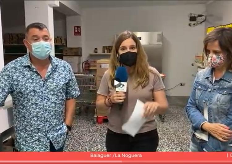 Connecta Lleida Pirineus: El Consell Comarcal de la Noguera impulsa una campanya per pal·liar la pobresa menstrual