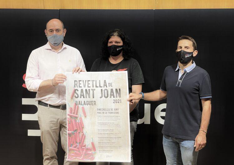 Balaguer presenta la revetlla de Sant Joan 2021 amb totes les mesures anti Covid-19