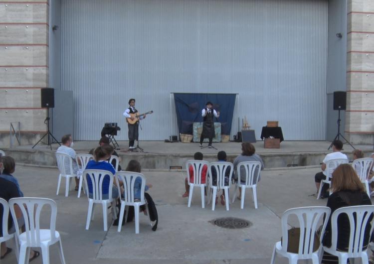 Balaguer estrena el cicle 'Criaturades' amb l'espectacle Recontem cantant