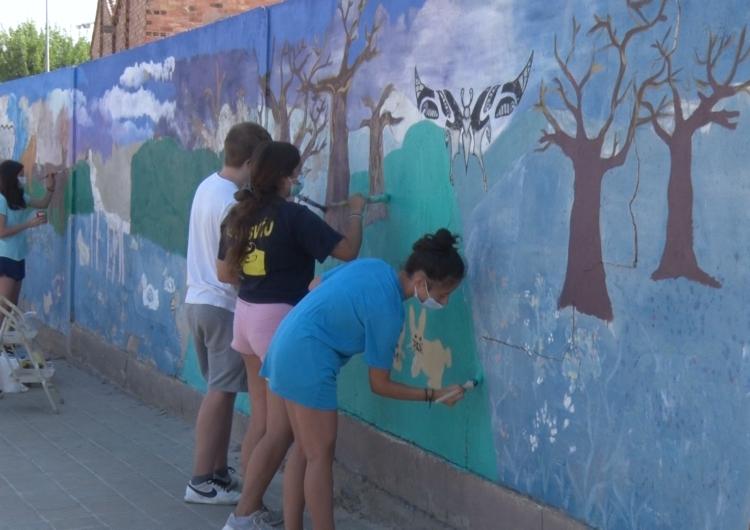 Comença el Voluntariat JoVa a Vallfogona de Balaguer