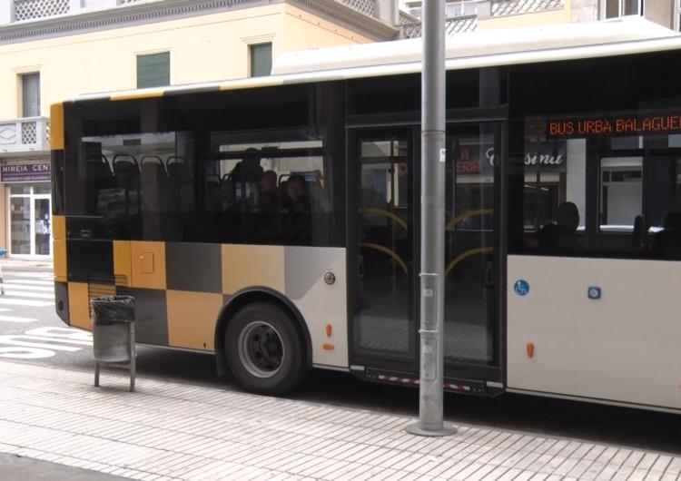 El bus urbà de Balaguer serà gratuït per als menors de 16 anys durant el curs escolar