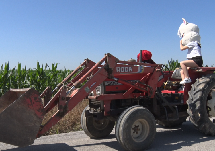 Comença una campanya de defensa del món rural a Vallfogona de Balaguer