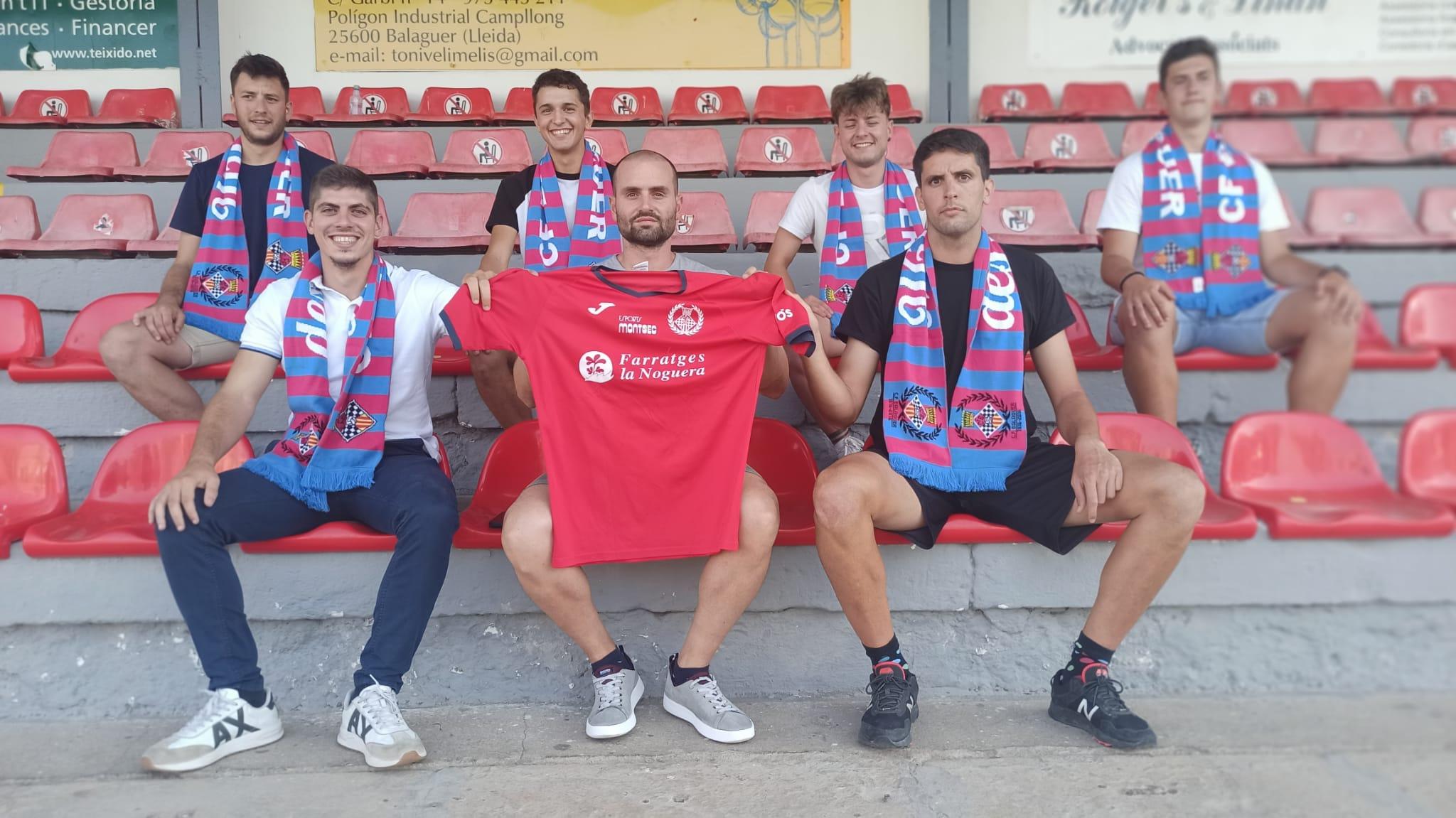 El C.F. Balaguer anuncia la renovació de 13 jugadors pel primer equip