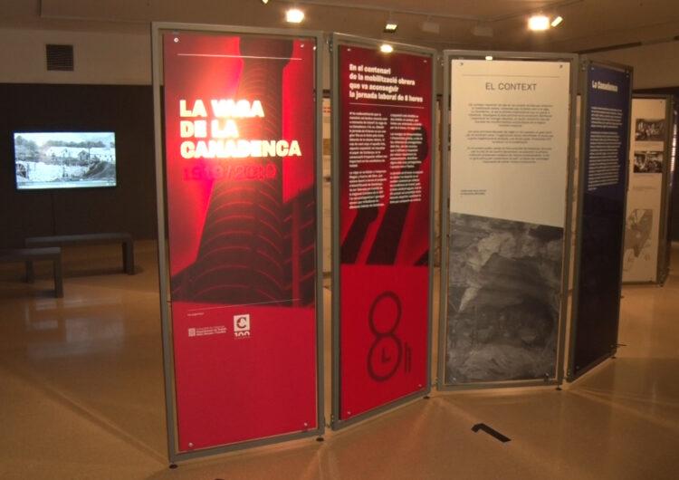 """El Museu de la Noguera acull l'exposició """"La Vaga de la Canadenca"""""""