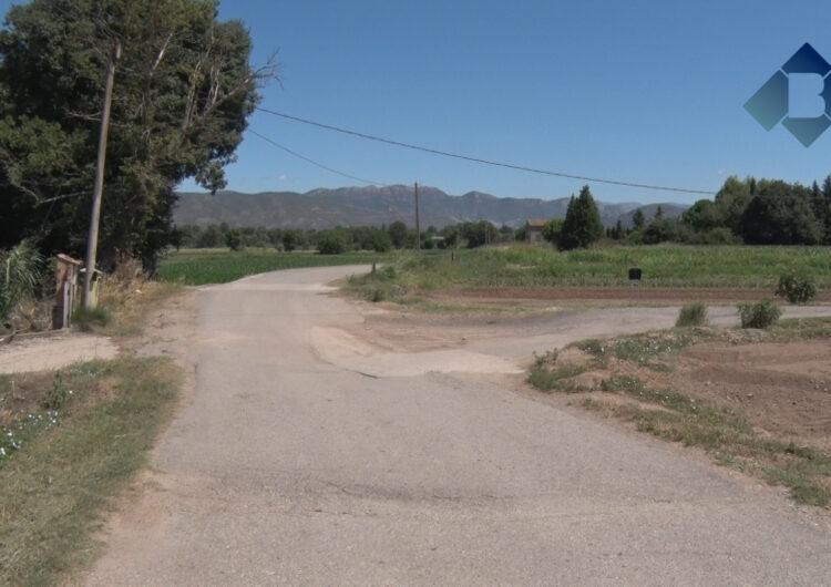 La Paeria de Balaguer arreglarà el camí de l'Horta