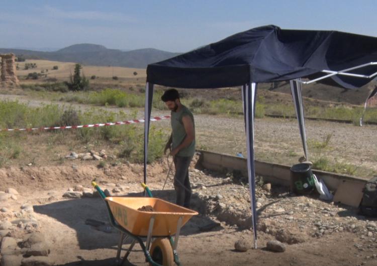 Arrenca el projecte d'excavacions al Pla d'Almatà