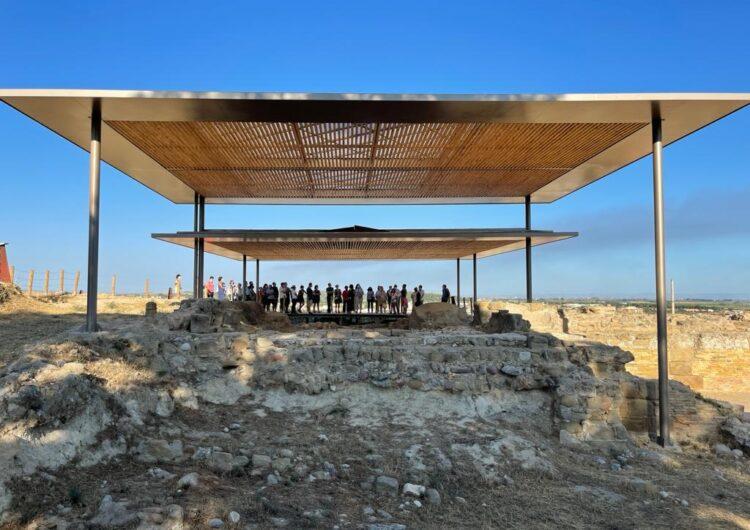 Balaguer obre al públic el Castell Formós