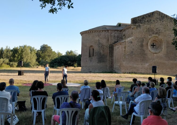 """El Circuit Nòmada de Fira Tàrrega fa parada a Balaguer amb l'espectacle """"Cossoc"""""""
