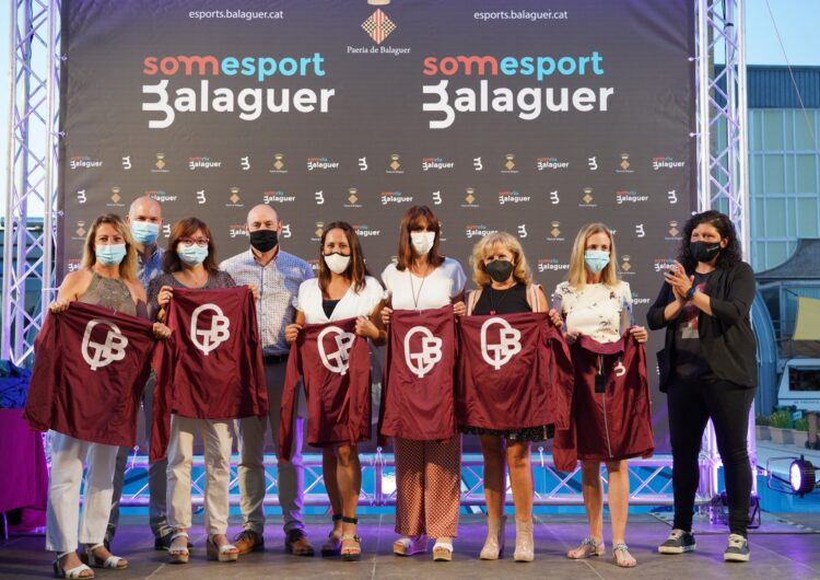 Balaguer premia als millors esportistes de la temporada a la 32a Nit de l'Esport