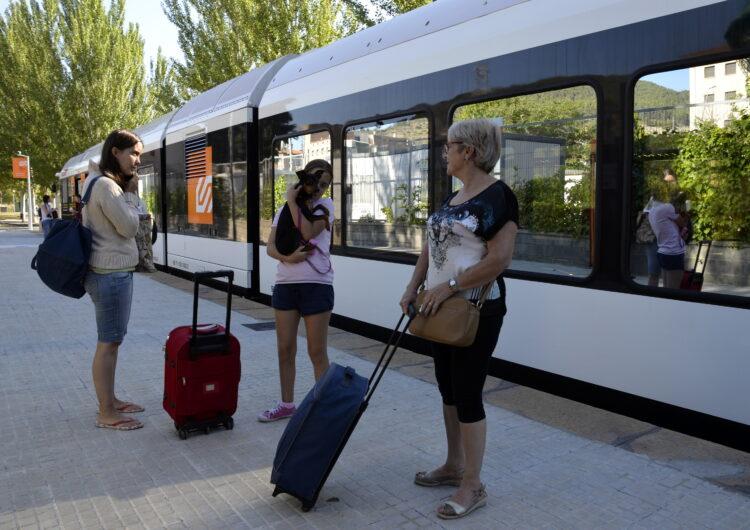 La Comissió de Polítiques Digitals i Territori aprova demanar al Govern la reforma dels horaris del tren Lleida–La Pobla