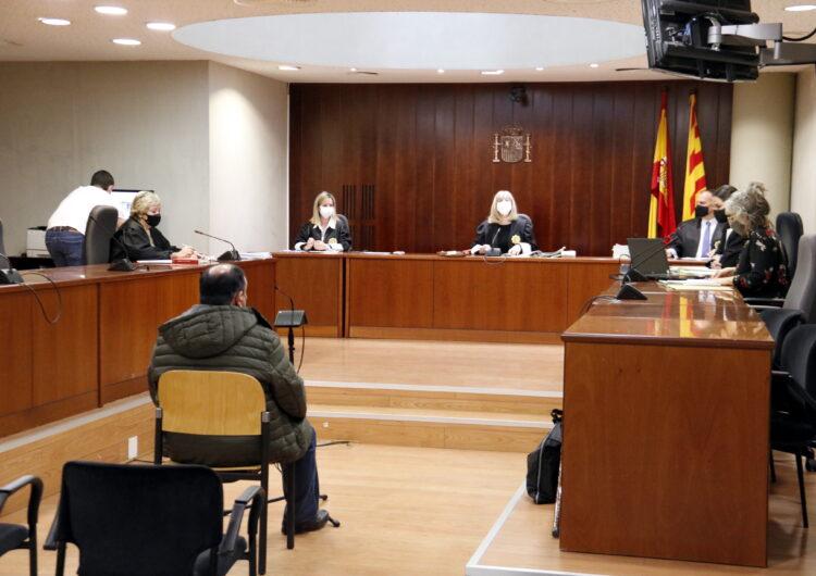 L'Audiència de Lleida condemna a 6 anys i 2 mesos de presó l'acusat d'abusar d'una veïna amb discapacitat a Balaguer