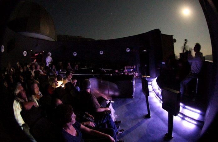 El Parc Astronòmic del Montsec celebra de setembre a desembre l'11a edició del cicle 'Música Sota les Estrelles'