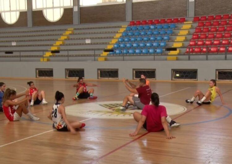 Inici de temporada del sènior femení del CB Balaguer