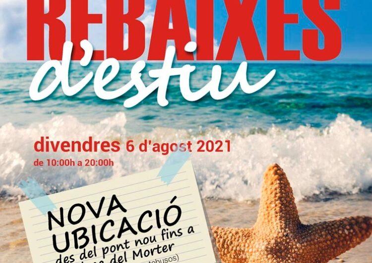 Balaguer celebra divendres el XXVII Mercat de les Rebaixes d'Estiu