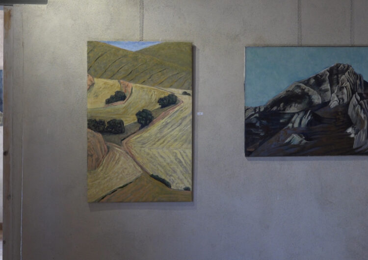 Exposició de l'artista alemanya Roswhita Heiser al Castell d'Os de Balaguer