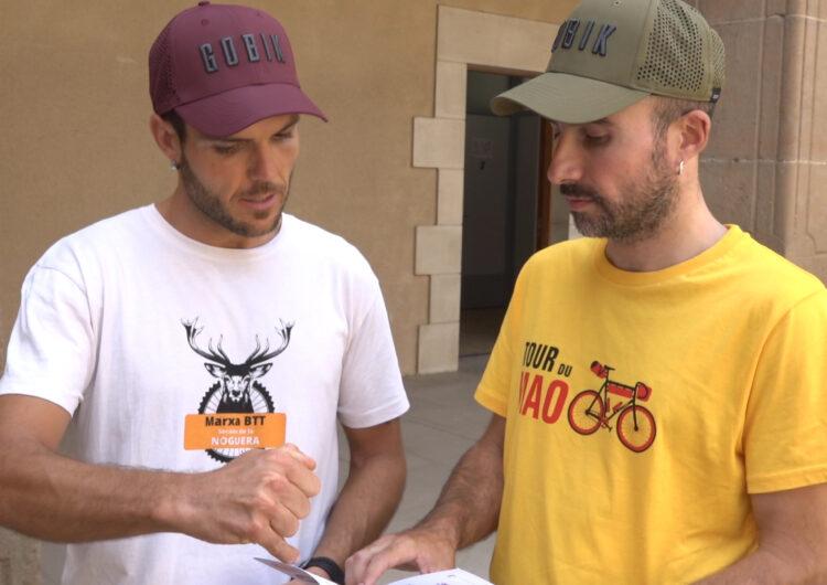 Carles Sarroca recorrerà amb Maurizio Sartori uns 1.200 km en bicicleta per recaptar diners per a l'ONG Open Arms