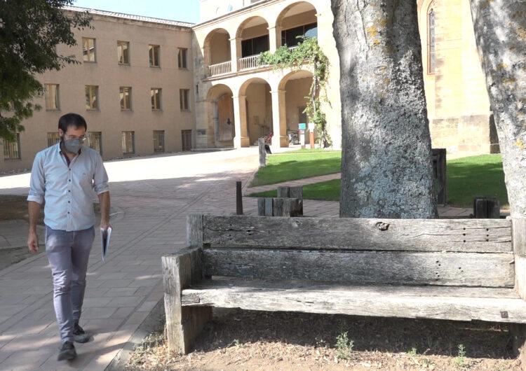 Tràmits per declarar arbres monumentals al Monestir de les Avellanes