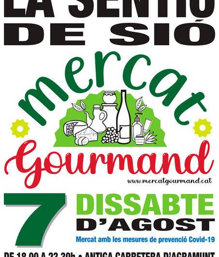 La Sentiu de Sió estrenarà aquest dissabte el Mercat Gourmand