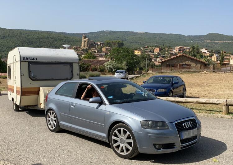 Les empreses de turisme actiu d'Àger, abocades a anul·lar centenars de reserves per les restriccions d'accés al Montsec