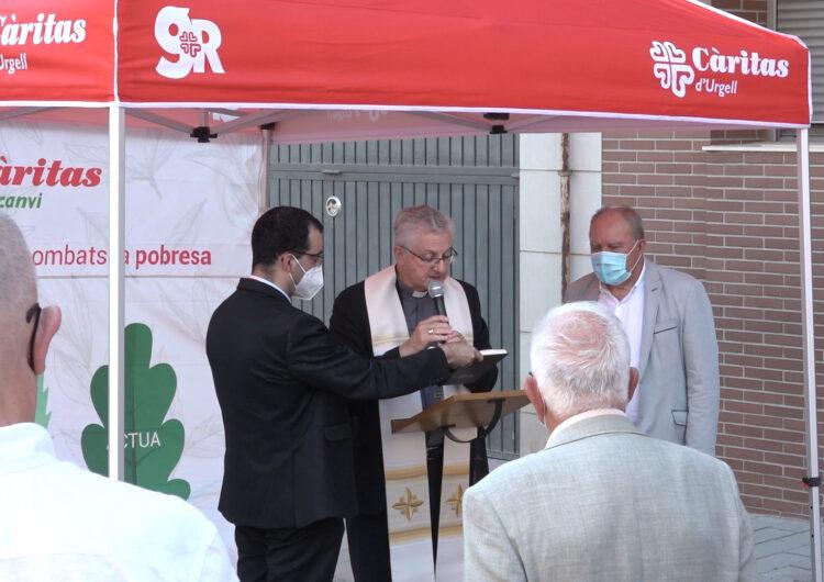 Càritas d'Urgell inaugura la primera botiga Moda Re- a la comarca de la Noguera