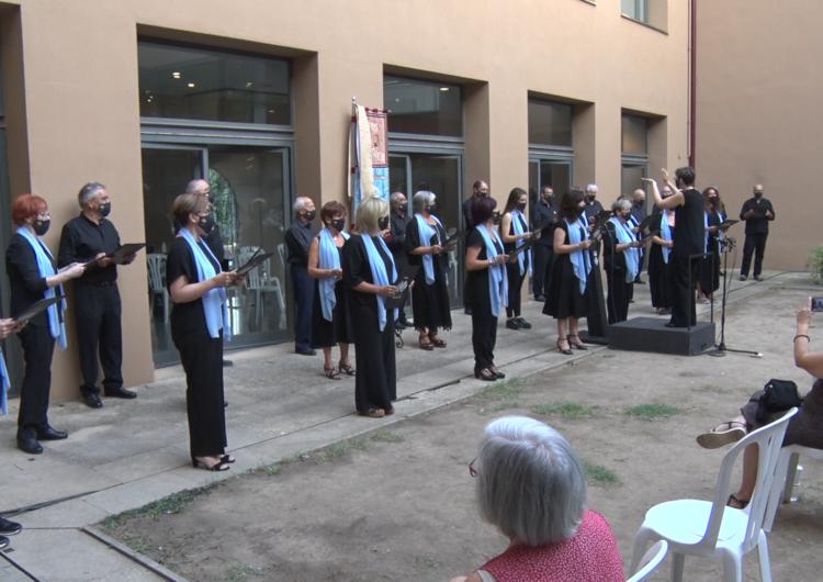 100 anys d'Orfeó a Balaguer