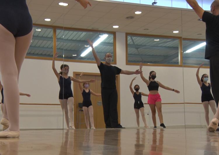 Comença el curs a l'Escola de dansa 'La xemeneia'
