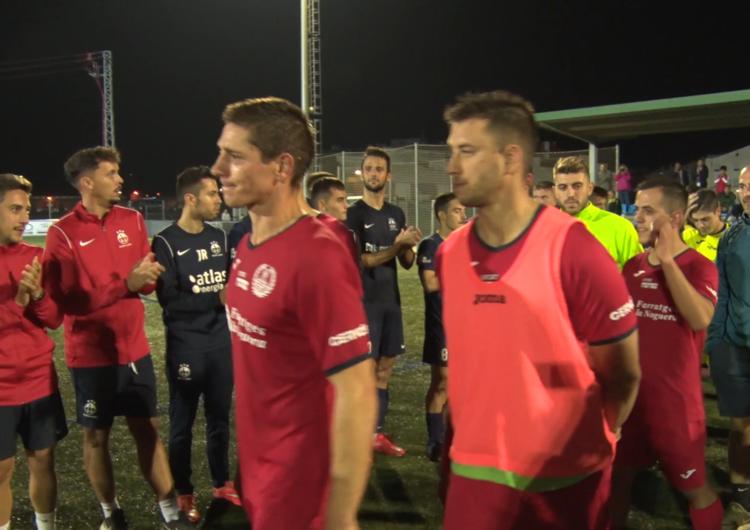 El C.F. Balaguer cau a la final de la Copa Lleida Amateur davant l'Atlètic Lleida