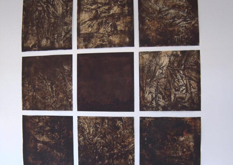 Demetrio Navaridas exposa la 'Existencia Umbral' a la sala de la Fundació Marguerida de Montferrato