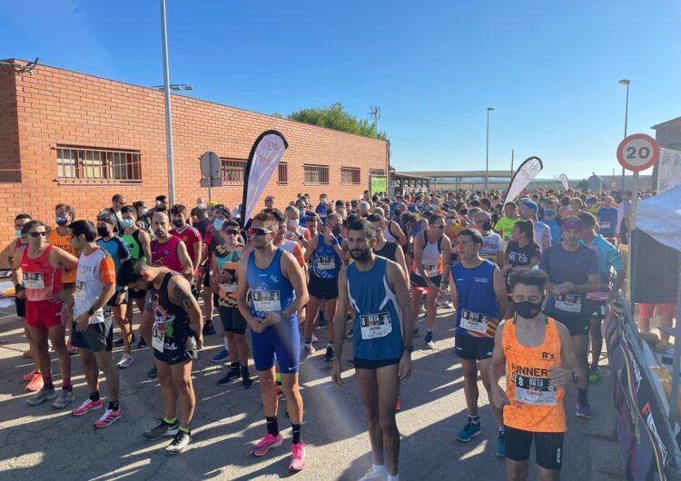 Juan Manuel Fernández i Marta Oliva guanyen en els 10 km de la Cursa de la Vaca