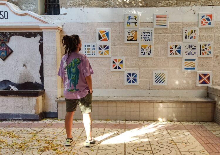 Camarasa inaugura el primer mural confeccionat en el marc de la iniciativa 'Territori Artemisa'