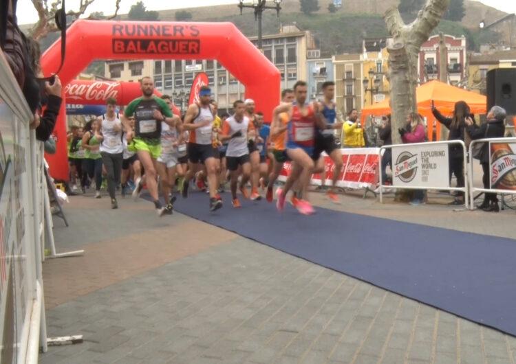 Ajornen al 20 de febrer la Mitja Marató de Balaguer