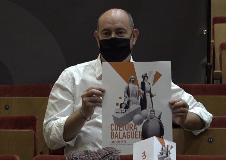 La Paeria de Balaguer presenta la nova programació cultural de tardor