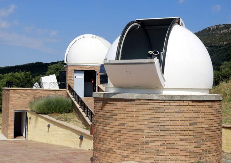 El 7è Festival d'Astronomia del Montsec programa diferents activitats del 8 al 12 d'octubre