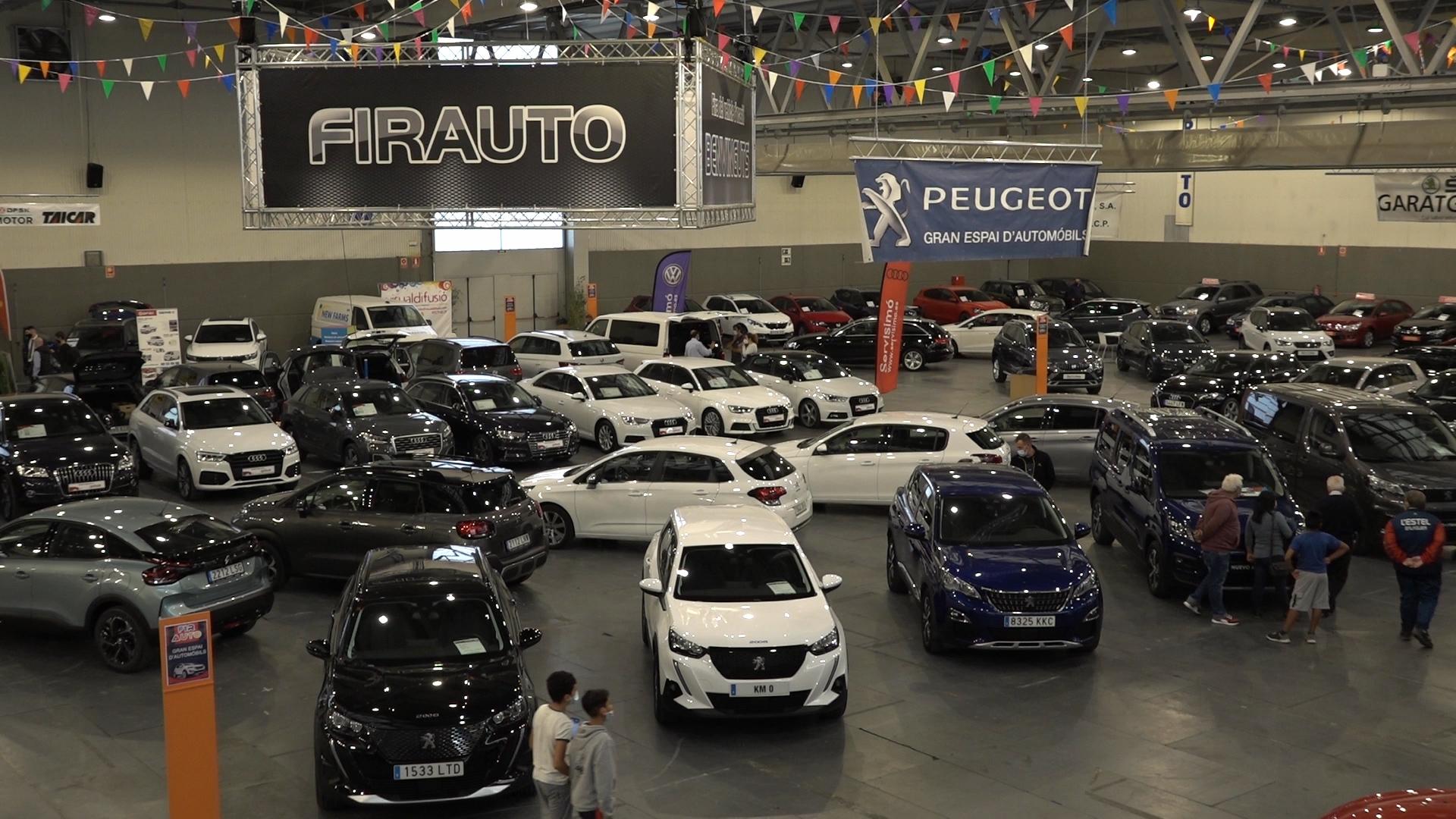 Firauto tanca portes amb 5.500 visitants i un 20% de vendes